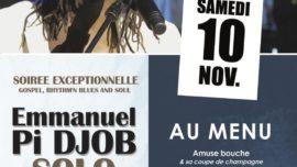 2018-11-10 Emmanuel Pi Djob solo