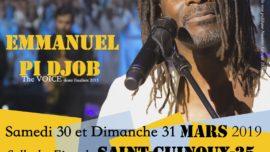 Master Class Printemps Gospel Emmanuel Pi Djob