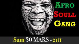 2019-03-30 concert Pi Djob & AfroSoull Gang