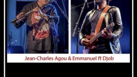 Jean-Charles Agou & Pi Djob