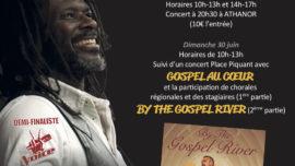 2019-06-29 Stage Gospel avec Emmanuel Pi Djob à Montluçon