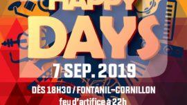 festival Happy Days avec By the Gospel River