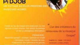 2020-03-14-15 stage gospel avec Emmanuel Pi Djob - Toulouse