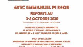 2020-10-03 stage Annecy avec Emmanuel Pi Djob