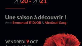 2020-10-09 Concert JUVIGNAC Pi Djob et AfroSoull Gang
